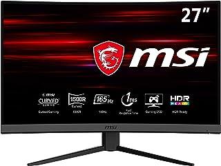 "MSI Optix MAG272C - Monitor Curvo de 27"" FullHD 165"