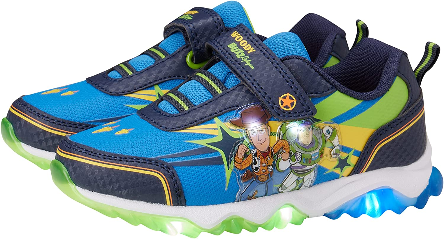 Josmo Boys' 2021 new Toy Story Sneakers Ranking TOP12 Toddl – Woody and Buzz