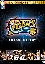 NBA Philadelphia 76ers Dynasty Series Complete History DVD