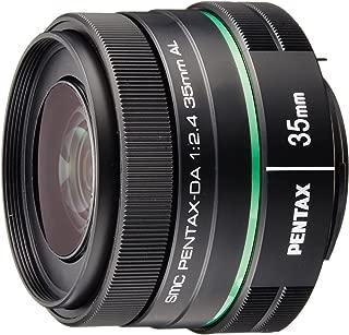 PENTAX 単焦点レンズ DA35mmF2.4AL Kマウント APS-Cサイズ 21987 ブラック