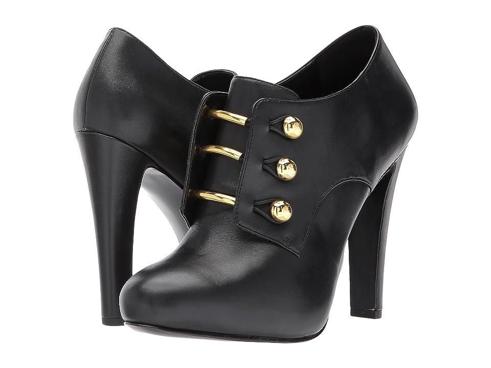 Nine West Brianny (Black Leather) High Heels