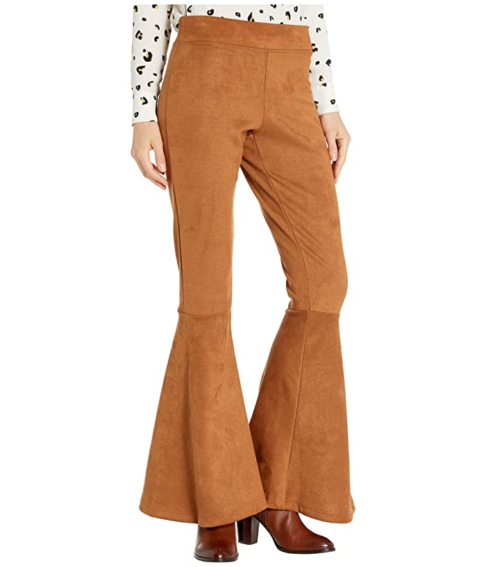 Vintage High Waisted Trousers, Sailor Pants, Jeans Rock and Roll Cowgirl Velvet Pull-On Leggings 78-2911 Camel Womens Casual Pants $55.00 AT vintagedancer.com