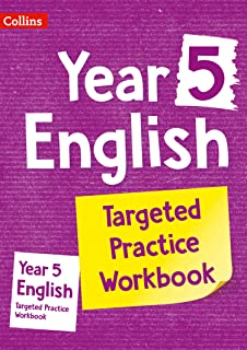 Year 5 English Targeted Practice Workbook: KS2 Home Learning and School Resources from the Publisher of Revision Practice ...