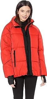 Women's Nylon Puffer Jacket