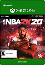 NBA 2K20 Standard - [Xbox One Digital Code]