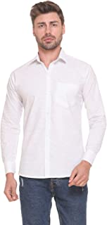 Super weston Dotted Cotton Shirts for Men for Casual Purpose,100% Pure Cotton Shirts,Available Sizes M=38,L=40,XL=42