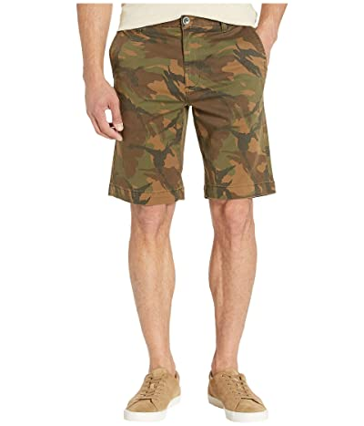 RVCA The Week-End Stretch Shorts (Camo) Men