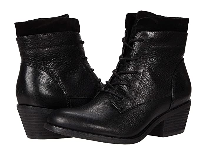 Vintage Boots, Retro Boots Sofft Althea Waterproof Black Wild SteerOiled Cow Suede Womens Shoes $169.95 AT vintagedancer.com
