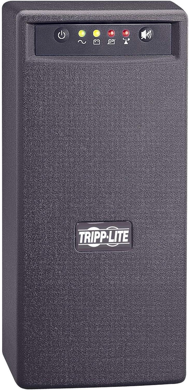 Tripp Lite 1000VA UPS Backup, 500W Line-Interactive AVR, Tower, USB (OMNIVS1000)