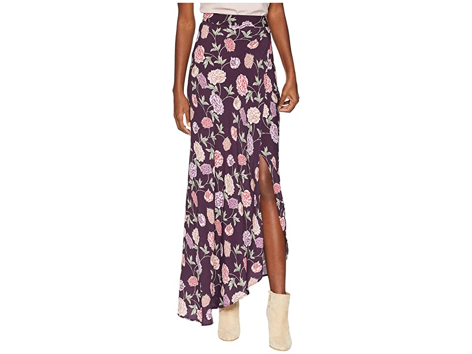 Flynn Skye Wrap It Up Skirt (Full Bloom) Women's Skirt