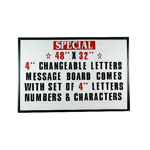 Marquee Board: Amazon com