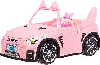 Na Na Na Surprise Peluche Cabriolet-Pink, Kitty Rose sur le Thème du Chat-Compatible avec toutes les Poupées Surprise Na-À...