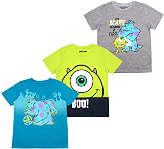 Best monsters inc t shirt toddler Reviews