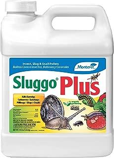 Monterey LG6585 Sluggo Plus Wildlife and Pet Safe Slug Killer, 10 lb