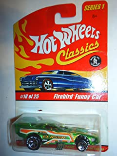 Hot Wheels Classic Series 1: Firebird Funny Car #18 of 25 1:64 Scale