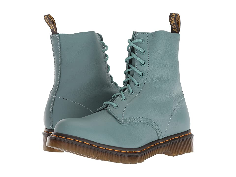 Dr. Martens 1460 Pascal Virginia (Pale Teal Virginia) Women