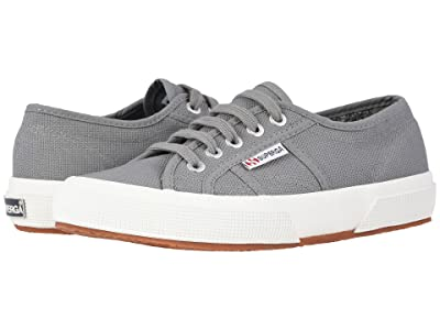 Superga 2750 COTU Classic Sneaker (Grey Sage) Lace up casual Shoes