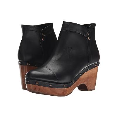 Cordani Zabar (Black Leather) Women