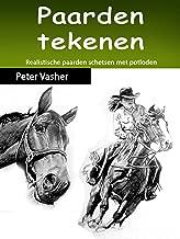 Paarden tekenen: Realistische paarden schetsen met potloden