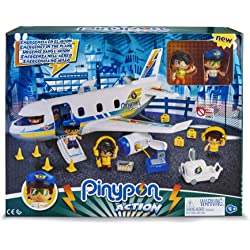 Pinypon Action- Emergencia en el avión