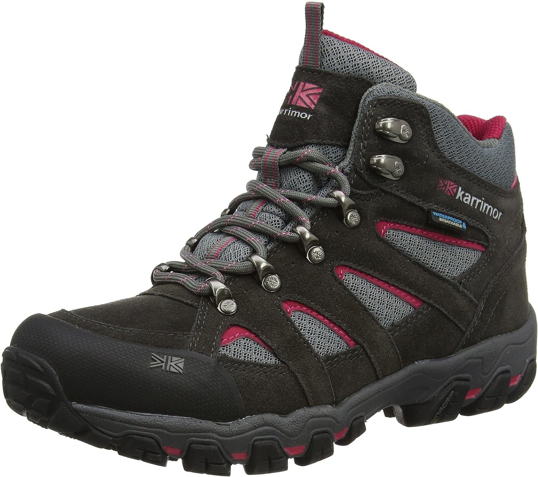 Karrimor Damen Bodmin Mid 5 Ladies Weathertite Uk 4h Trekking-& Trekking-& Trekking-& Wanderstiefel  3d32ea