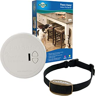 Best PetSafe Pawz Away Pet Barriers with Adjustable Range, Pet Proofing for Cats and Dogs, Static Stimulation – Wireless Pet Gate Keeps Areas Off Limits, Battery-Operated Review