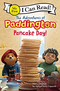 The Adventures of Paddington: Pancake Day! (My First I Can Read)
