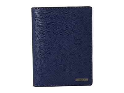Tumi Province Passport Cover (Blue) Wallet