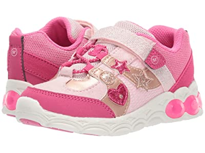 Stride Rite SR Ruby (Toddler) (Pink) Girls Shoes