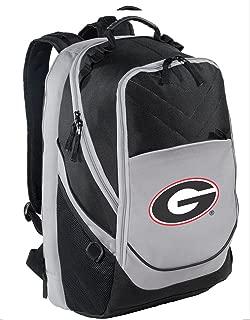 University of Georgia Backpack Georgia Bulldogs Laptop Computer Bag