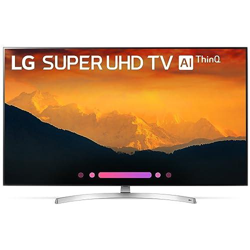 LG Electronics 65SK9000 65-Inch 4K Ultra HD Smart LED TV (2018 Model)