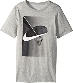 Nike Kids - Dry Basketball Photo Tee (Little Kids/Big Kids)