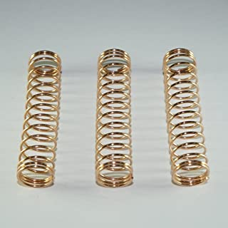 King Conn Bach Valve Piston Spring - Trumpet, Cornet, Flugelhorn - Set of 3 Springs