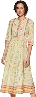 W for Woman Cotton Empire Dress