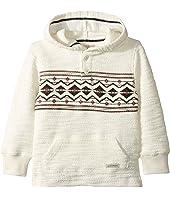 Lucky Brand Kids - Long Sleeve Pullover Hoodie (Little Kids/Big Kids)