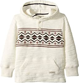 Lucky Brand Kids - Long Sleeve Pullover Hoodie (Little Kids/Big Kids)