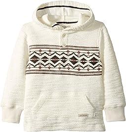 Long Sleeve Pullover Hoodie (Little Kids/Big Kids)