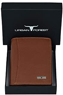 Urban Forest Orlando Mens Leather Wallet