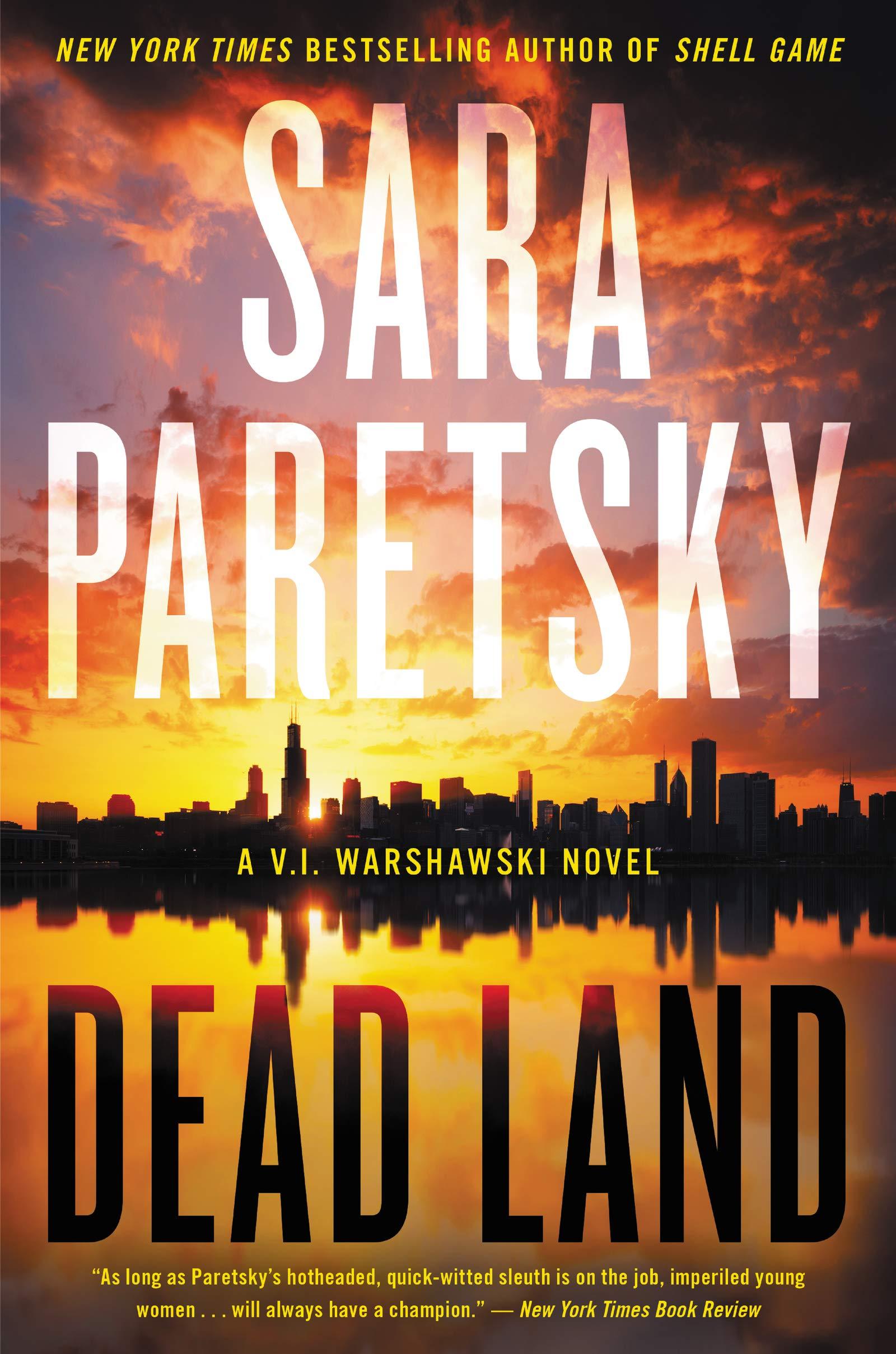 Dead Land (V.I. Warshawski Novels)