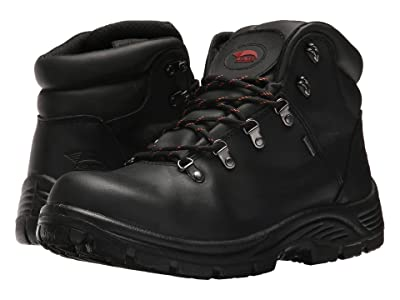 Avenger A7224 Steel Toe (Black) Men