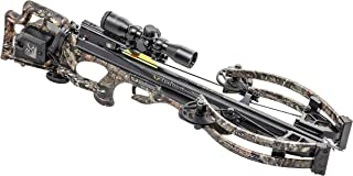TenPoint Shadow NXT Crossbow Package with Pro-View 2 Scope, Quiver, and Arrows