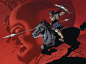 XERXES FALL OF HOUSE OF DARIUS #5 (OF 5) LAST ISSUE (MR) STREET DATE 8/1/2018
