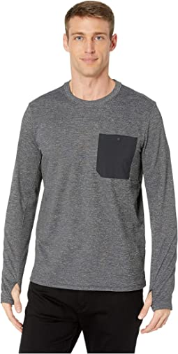 Mainframe Crew Long Sleeve Shirt