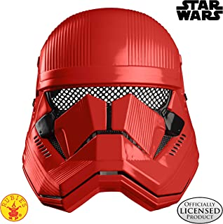 Men's Sith Trooper Half-Mask, As Shown, One Size