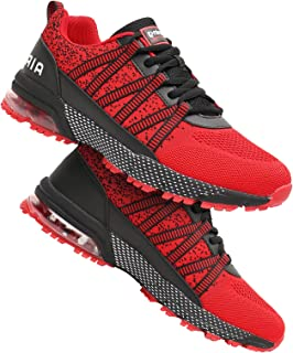 Mens Air Running Shoes Tennis Shoes Athletic Trail...