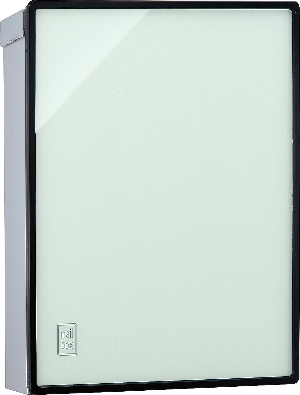 異なるかもしれないスナッチユニソン(UNISON) 壁付ポスト プラスト  左開きタイプ  アイボリー