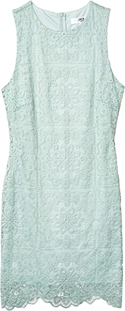 Ace Of Lace stretch Lace Dress