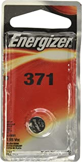 Energizer 371BPZ Zero Mercury Battery - 1 Pack