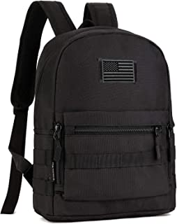 ArcEnCiel Kid's Tactical Backpack with Patch