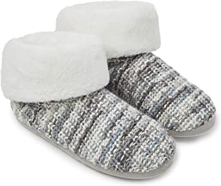 Dunlop Ladies Slippers Comfortable Booties for Women |